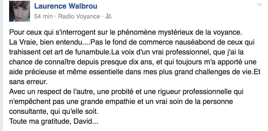 Avis David Mocq - Facebook 3