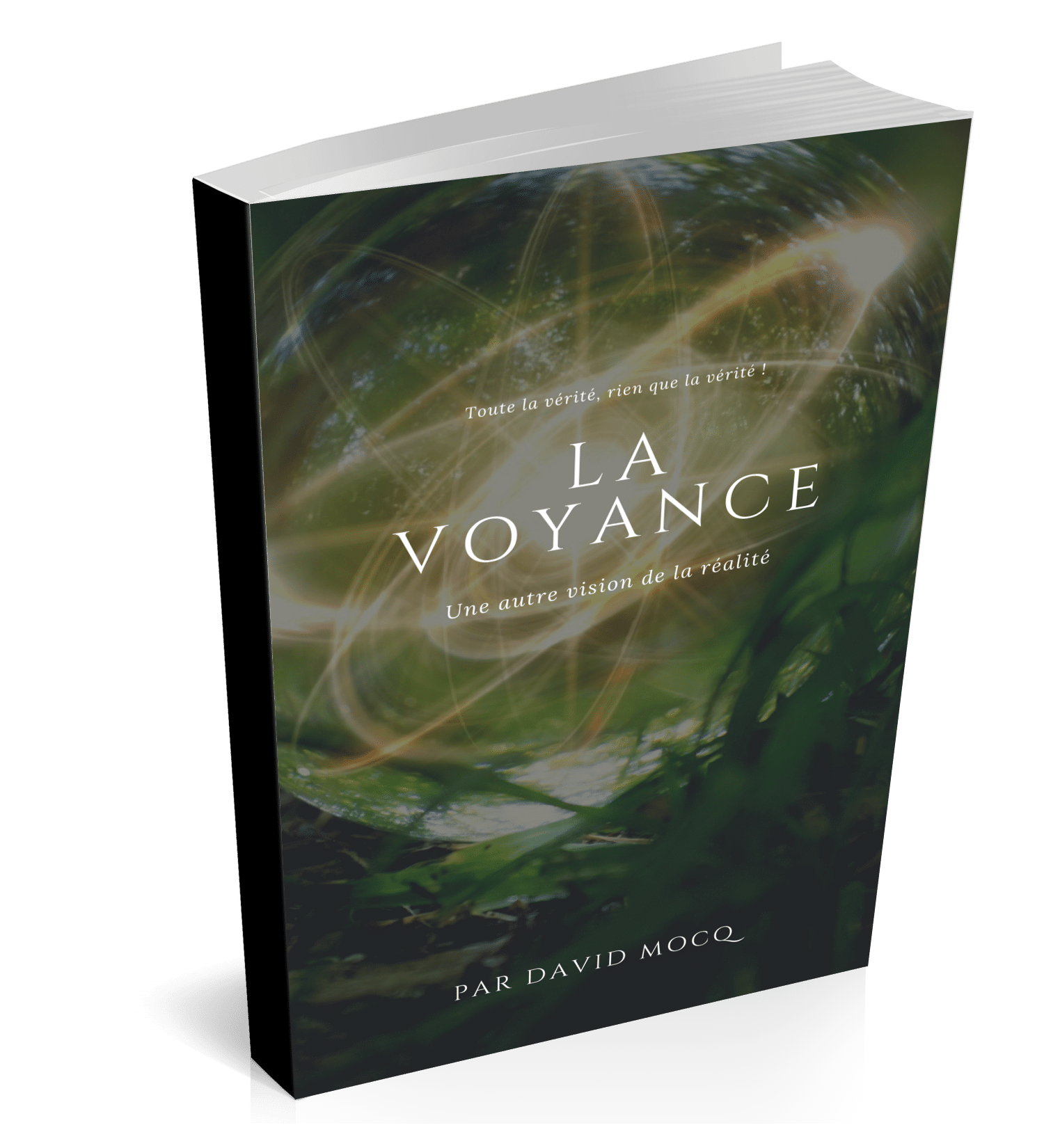 Ebook La Voyance par David Mocq