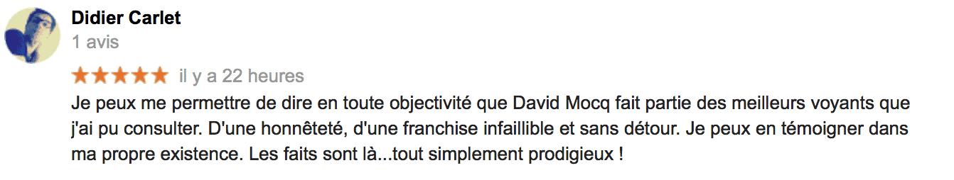 Avis Didier C - David Mocq